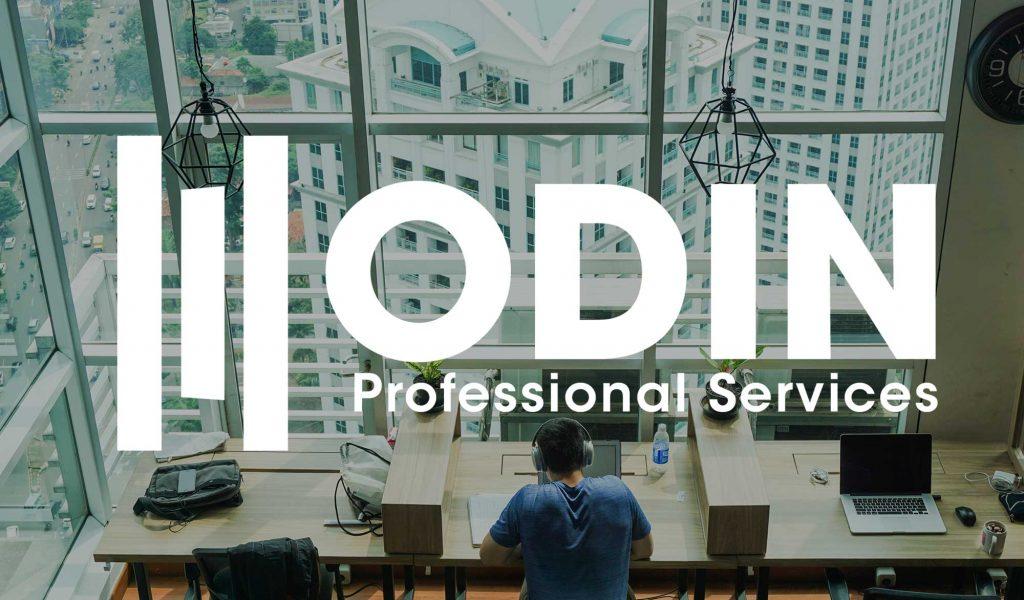 Odin-Professional-Services-Logo-Design-Evor